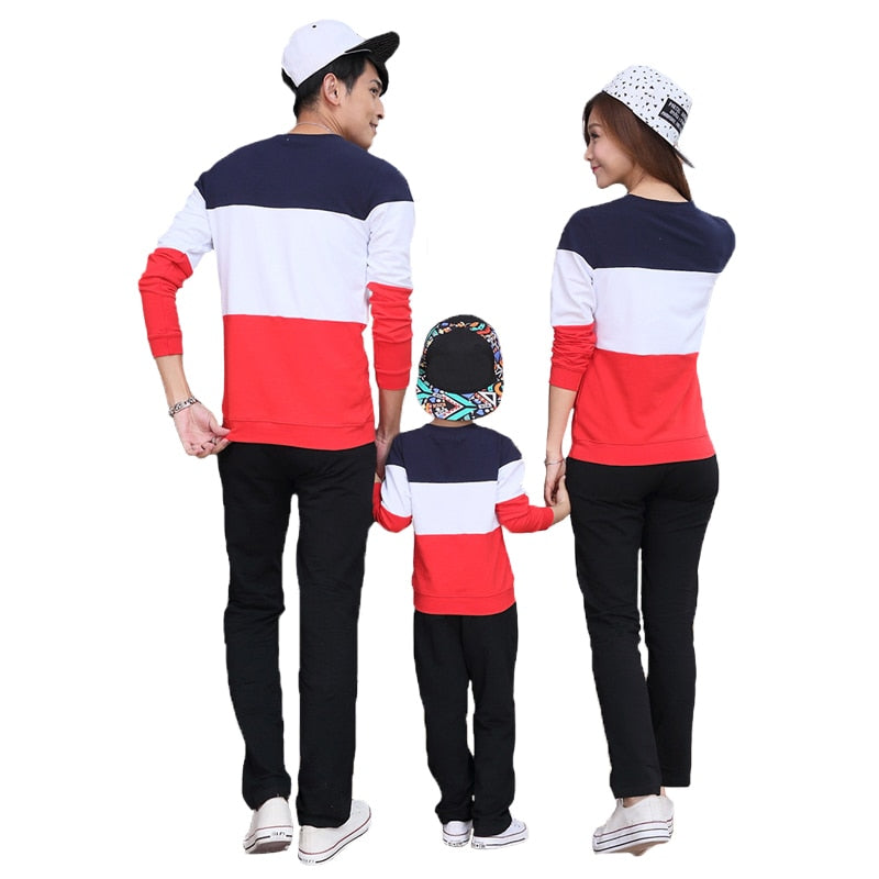 Family Matching Outfit Set