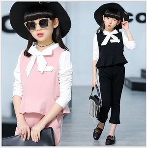 Formal Wear Suit for Girls - Three Pieces - Pinkybaby.in