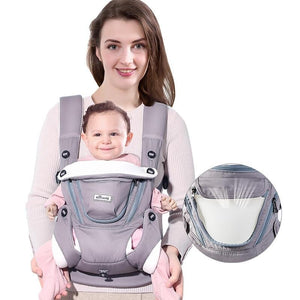 Kangaroo Baby Carrier with front open - Pinkybaby.in