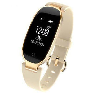Highly Fashionable Smart Watch Bracelet for Women - Fitness Tracker - Pinkybaby.in