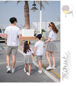 Summer Family Matching Outfits - Pinkybaby.in