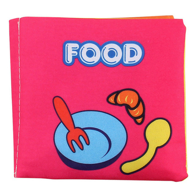 Educational Cloth Book