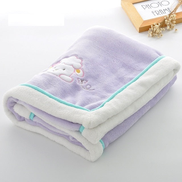 Thick Baby Blanket