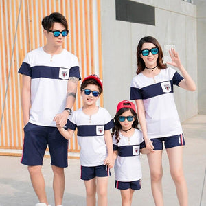 Matching Summer Outfits for Family - Pinkybaby.in