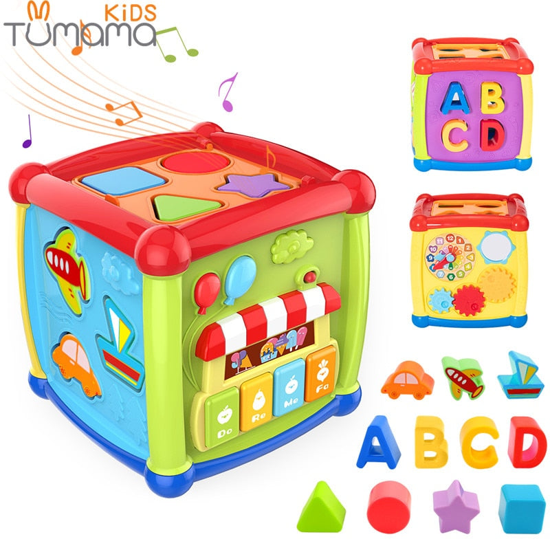 Musical Box Toy