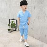 Two Pieces Summer Suit for Kids