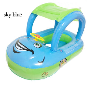 Inflatable Baby Boat
