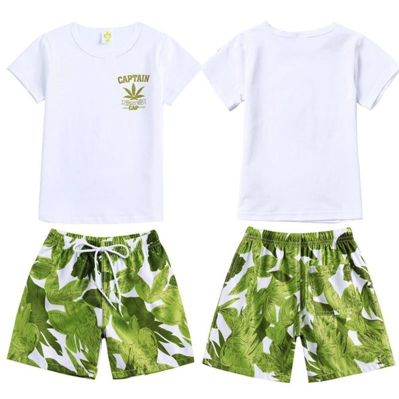 Summer Vacation Family Matching Dress - Pinkybaby.in