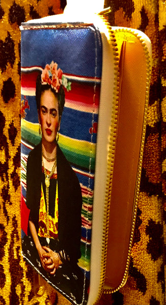 Frida Kahlo Small clutch