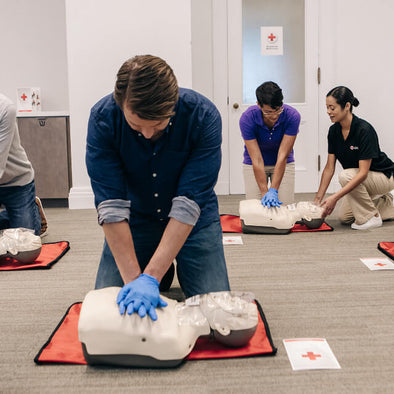 SSI REACT RIGHT: First Aid, CPR, AED & Emergency Oxygen Provider Course