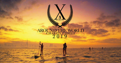 10th Around The World Charity Paddle Highlights