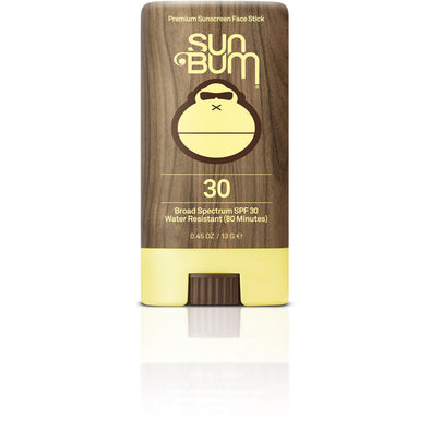 Sun Bum Happy Face SPF 30 Face Stick