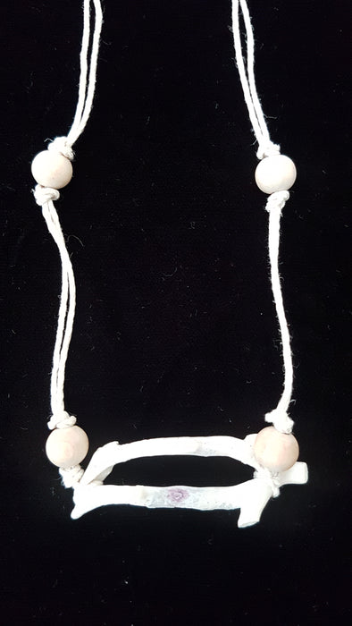 Shukuru Shells Necklace w/o clasp