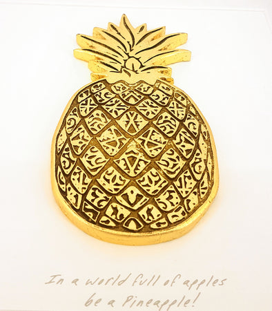 Sea & Sol Imprints Pineapple