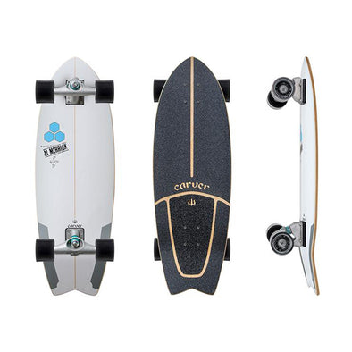 Carver Skateboards Al Merrick Pod Mod CX