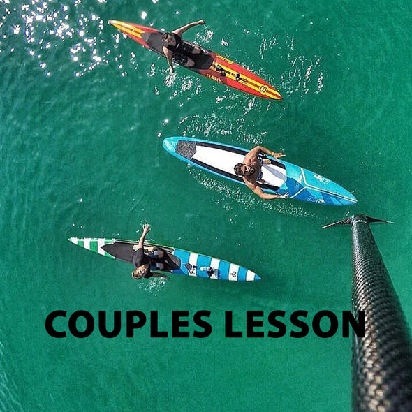 Adult (18+) Couples Private SUP Lesson