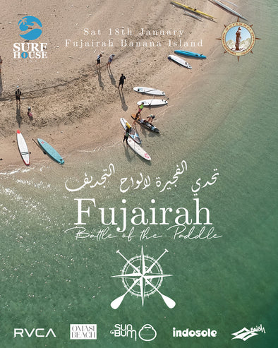 Fujairah Battle of the Paddle Reg Fee