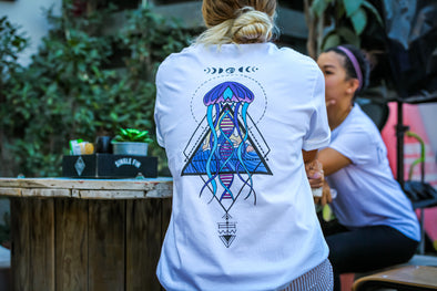 Surf House Artists Program Tee w/ Yi-hwa Hanna