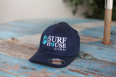 Surf House Dubai Flexfit Cap