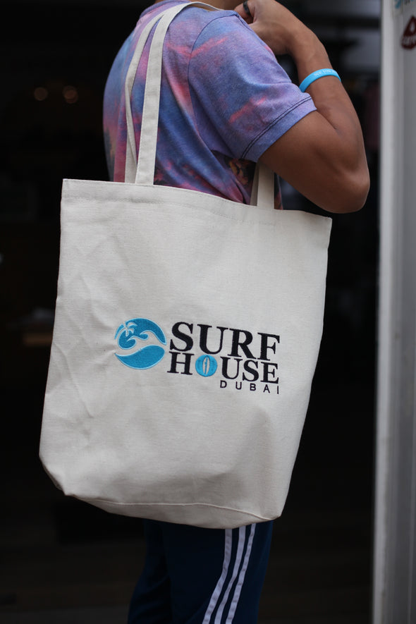 Surf House Dubai Beach Tote