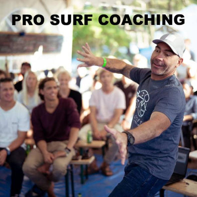 Pro Surf Coaching with Lu Whittaker