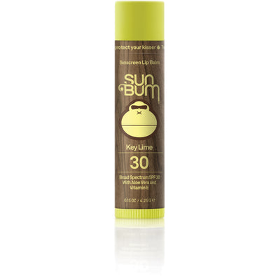 Sun Bum Smackload SPF 30 Key Lime Lip Balm