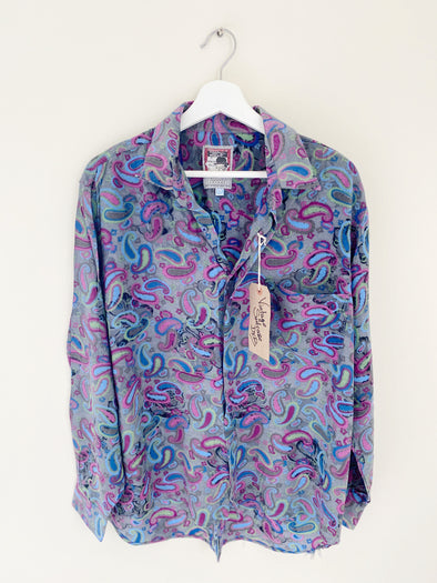 VS DXB Paisley Shirt