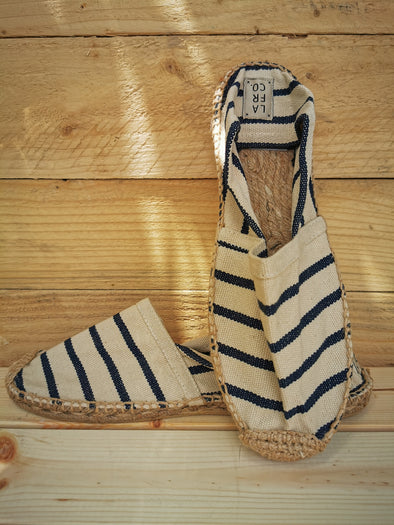 La French Espadrilles Patterned