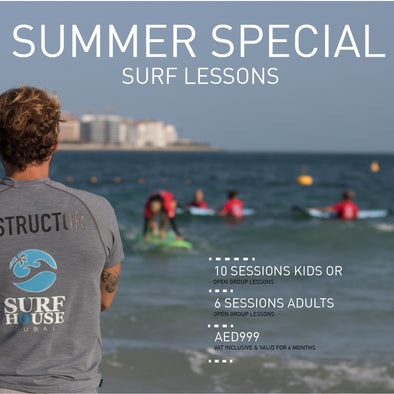 Summer Special Surf Packages