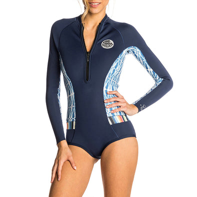 Ripcurl G-Bomb Long Sleeve Hi Cut Spring Wetsuit