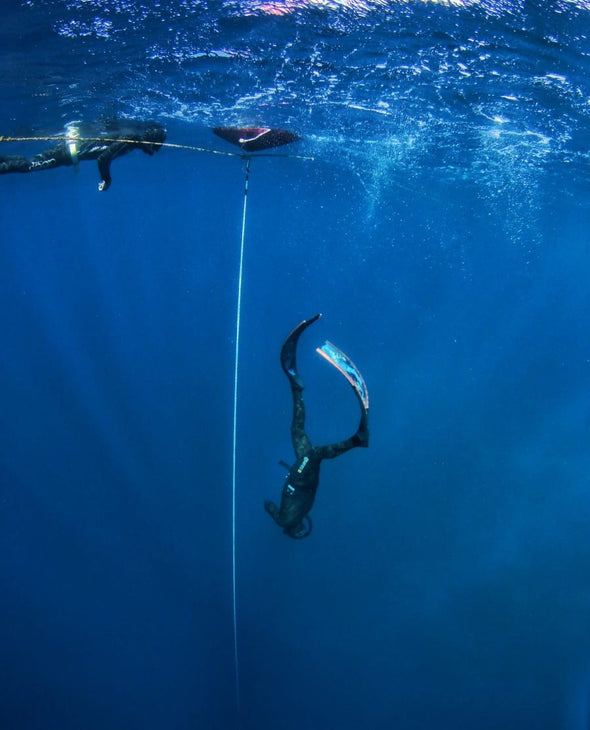 Surfing x Freediving