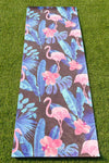 Wildbody Flamingo Jungle Mat