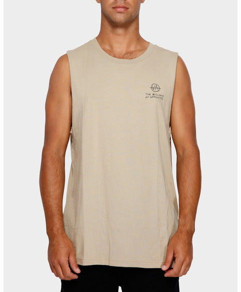 RVCA Split Decision Muscle