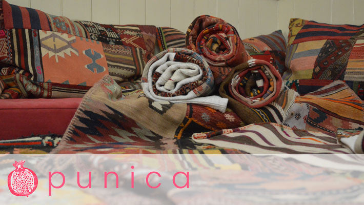 punica at the Pink Gift Fair