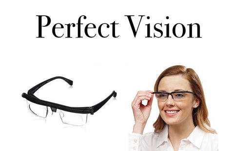 Perfect Dial Vision - #1 Optometrist Recommended Glasses!