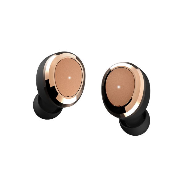 Oval True Wireless Black