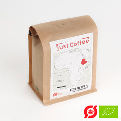 2x 250g Just Coffee + 100 stk. MissBlue Kaffefilter
