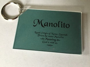 First Name Meaning with Key Chain, Meanings of  name in key chain, key chain, personalize gifts, key chain holder