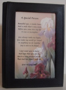 Personalized Address Book With Your Poem - $24.99