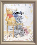 First name meanings in frame, baby name, Personalize Gift , Personalized Gifts, Design Gifts, personalized-unique-gifts