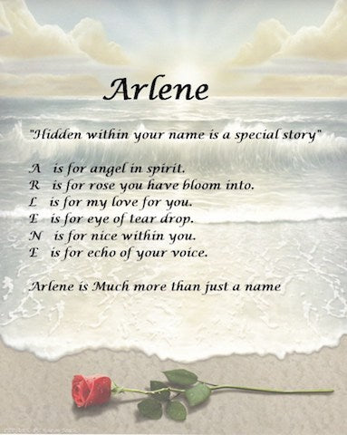 Make Your Own Acrostic Name Poem