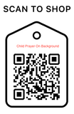 Shop Scan Code, Child Prayer, Personalized Unique Gifts