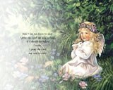 Child Pray, Now I lay down to sleep, personalized gifts, personalized unique gifts