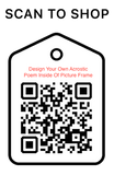 Shop Scan Code, Design Your Own Acrostic Poem, Personalized Unique Gifts