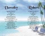 Dorothy, Robert, Two names together with meaning background, Two names together with meaning on background, couples two together, personalized-unique-gifts, personalized gifts, personalize gifts
