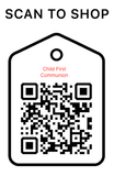 Shop Scan Code, First Communion, Personalized Unique Gifts