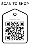 Shop Scan Code, God Made Brother, Personalized  Unique Gifts