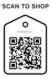 Shop Scan Code, God Made Son, Personalized Unique Gifts