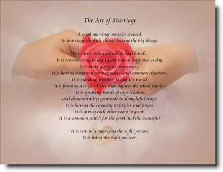 Poem with couple hands with single rose In marriage  prayer, Personalized Gifts, personalized-unique-gifts