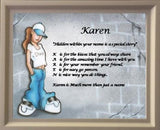 Acrostic poem maker diva girl background, make your own acrostic name poem gifts, personalized-unique-gifts, personalized gifts, personalize gifts